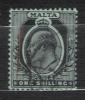 1907 - N. 40 USATO (CATALOGO UNIFICATO) - Malta