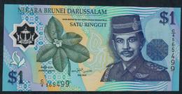 BRUNEI   P22a   1  RINGGIT   1996  #C/4    UNC. - Brunei