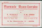 Pharmacie Alsace Lorraine GIBERT     SAINTES 17 - Chemist's