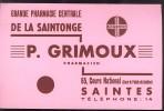Grande Pharmacie GRIMOUX  SAINTES 17 - Chemist's