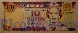 FIJI 10 DOLLARS 1996 PICK 98b UNC - Fidji