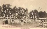 01 BOURG Concours Interrégionale Des Patronages De France Du Sud Est 23 Et 24 Juillet 1911 Une Pyramide Avec Engins - Bourg-en-Bresse
