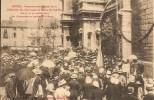 01 BOURG Concours Interrégionale Des Patronages De France Du Sud Est 23 Et 24 Juillet 1911  Les Gymnastes Se Rendant à L - Bourg-en-Bresse
