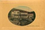 83 LE TRAYAS GRAND HOTEL SUBE MEDAILLON EN RELIEF - France