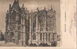 BEAUVAIS  La Cathédrale Précurseur Marron - Timbrée 1903 Excellent état - Beauvais