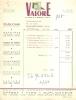 FACTURE VALORE TOUT POUR LE BUREAU 82 AV DE LA REPUBLIQUE PARIS XI  10/1963 - Printing & Stationeries
