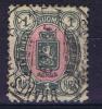 Finland Michel Nr 24   1885 Used - Usati