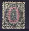 Finland Michel Nr 24   1885 Used