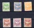 Batoum  1919  , Occupation Britannique, 1 / 6*, Cote 65 €, - 1919-20 Occupazione Britannica