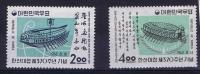 South Korea: 1962, Michel  350, Mnh Neuf** + 351 MH - Korea (Zuid)