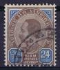 Thailand/Siam:  Michel Nr  40 ,used, 1899 - Thailand