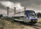 ACACF 268 - Autorail X 73500 (73388) Entrant En Gare - LAQUEUILLE (63) -  SNCF - - Trains