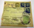 Deutsches Reich - Paket - Karte MUNCHEN   LUBJANA   YU 1926     / Siehe Fotos - Germany