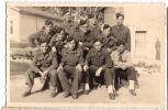Photo Groupe De Soldats - Guerra, Militares