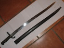 Baïonnette Chassepot De Chasse. - Knives/Swords