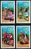 Dahomey 1970 - Danze Folcloristiche, Folk Dances MNH ** - Benin – Dahomey (1960-...)