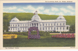The National Palace, Port-au-Prince, Haiti, 1930-1940s - Haiti