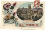 75 - Un Bonjour De PARIS - Eglise Saint-Germain-l'Auxerrois. - Eglises