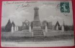Dep 45 , Cpa BEAUNE La ROLANDE , 7 , Monument Commémoratif De La Bataille Du 28 Novembre 1870  (22) - Beaune-la-Rolande