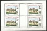 Tschechoslowakei - Mi.Nr.   2623   -Klbg.     -postfrsch - Blocks & Kleinbögen