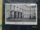 Cartolina Fotografica Scuola Agricoltura PORTICI Antico Palazzo Reale Officina Fototipo Ragozino Napoli - Portici