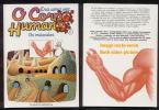 Livre Book Livro Era Uma Vez O Corpo Humano N° 1 Il étatit Une Fois Ouvrage En Portugais 1991 Os Músculos Les Muscles - Livres, BD, Revues