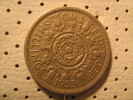 GREAT BRITAIN 2 Shilling 1953 - 1902-1971 : Post-Victorian Coins