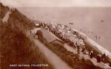FOLKEST0NE - MIXED BATHING - Folkestone