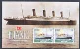 Ireland 1172a  **  TITANIC SHIP - 1949-... Republic Of Ireland