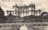 91 MEREVILLE - Le Château Vu Du Lac - Mereville