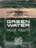 Green Water Jacques Fath  Air France - Non Classés
