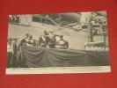 ANTWERPEN - ANVERS - Le Roi Léopold II à Anvers En 1905, Le Prince Albert Et Le Commandant Du Cuirassé - Familles Royales