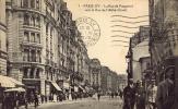 PARIS Rue De Vaugirard Vers La Rue De L'Abbé-Groult - Arrondissement: 15