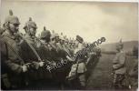 CPA Carte Photo Guerre 14-18 Militaire Royauté Kronprinz Regiment Royalty WW1 VERDUN Meuse 55 - Guerre 1914-18