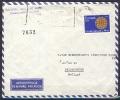 B.12.AP.458.  POSTSTUK VAN  GRIEKENLAND  NAAR  NEDERLAND.  1970.  EUROPA-CEPT. - 1970