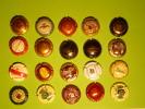 Lot De 20  Capsules De Champagne  (-voir Photo) - Collections