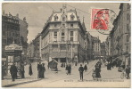 Geneve Place St Gervais Et Rue De Coutance POub Maggi, Larousse, Kiosque Journaux - GE Geneva