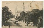 Kowno Kaunas Tramway Tram  853 - Lituanie