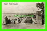 BELGRADE, SERBIE - LE JARDIN DE KALIMEGDAN - ANIMÉE - CIRCULÉE EN 1931 - ÉDITION L. PALLER - - Serbie