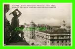 BELGRADE, SERBIE - LES PALAIS DE MINISTÈRE DES FINANCES, DES FORÊTS ET DES MINES - CIRCULÉE EN 1931 - L, PALLER - Serbie