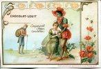 Chocolat LOUIT   Coquelicot (Repos Consolation) - Louit