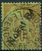 Nossi-bé (1893) N 25 (o) Signé Calves