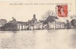 Conflans Sur Seine 51 -  Inondation De La Seine 1910 - France