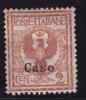 CASO Sass 1 * MH - Aegean (Caso)