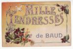 56  BAUD   Carte Souvenir - Baud