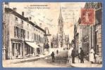 57 - MOYEUVRE-GRANDE - Rue Gramont Et Eglise Catholique - Other Municipalities