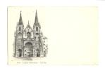 Cp, 69, Lyon, L'Eglise Saint-Nizier - Lyon