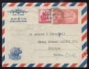 Indien, Aerogramm , O  (935)* - Briefe