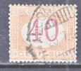Italy J 9  Early  Printing (o) - 1861-78 Vittorio Emanuele II