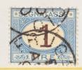 Italy J 13  (o) - 1861-78 Vittorio Emanuele II